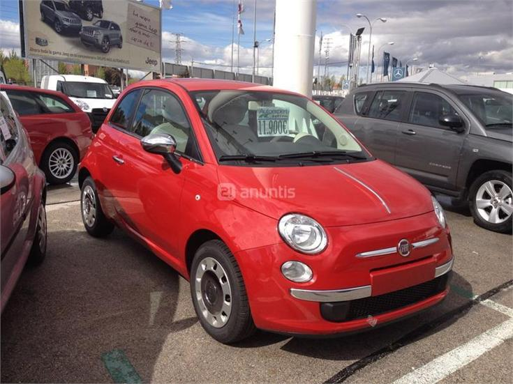Fiat  500 - 1.2 69 CV Pop stars 1.2 69cv 3P Manual Gasolina