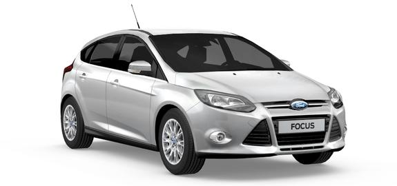 Ford  Focus - 1600 125 CV Trend 5P Manual Gasolina
