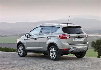 Ford  Kuga - 2000 140 CV Titanium 5P Manual Diesel