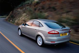 Ford  Mondeo - 2000140 CVLimited edition 5PManual Diesel