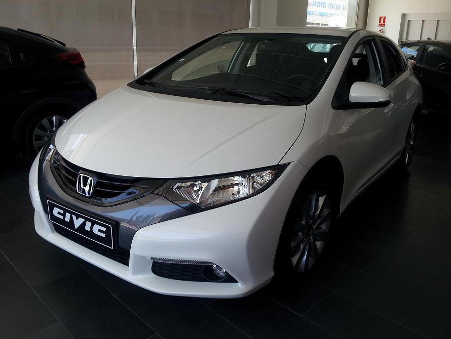 Honda  Civic - 1800 141 CV Sport 5P Manual Gasolina