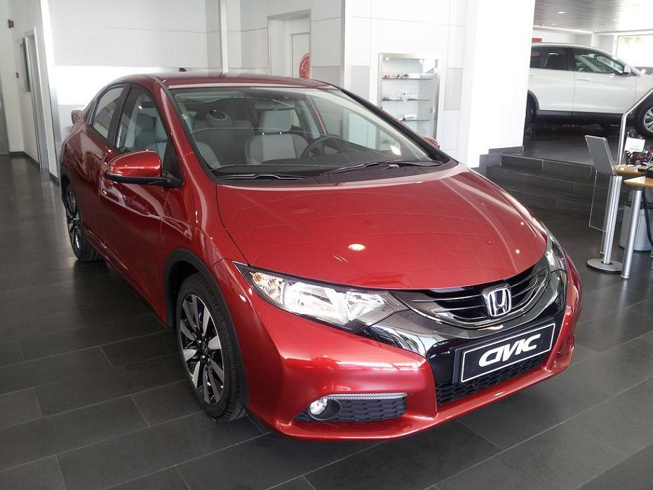 Honda  Civic - 1600 120 CV Sport 5P Manual Diesel