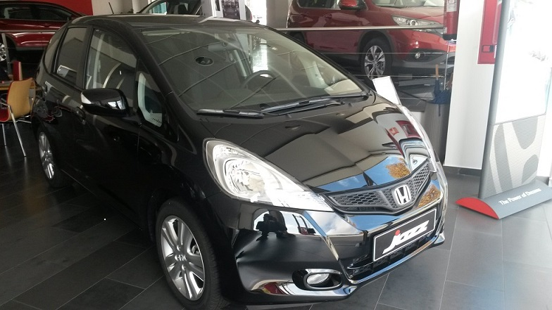 Honda  Jazz - 1400 100 CV Confort plus 5P Manual Gasolina
