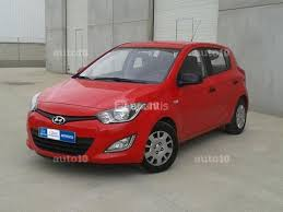 Hyundai  I20 - 1100 75 CV City s 5P Manual Diesel