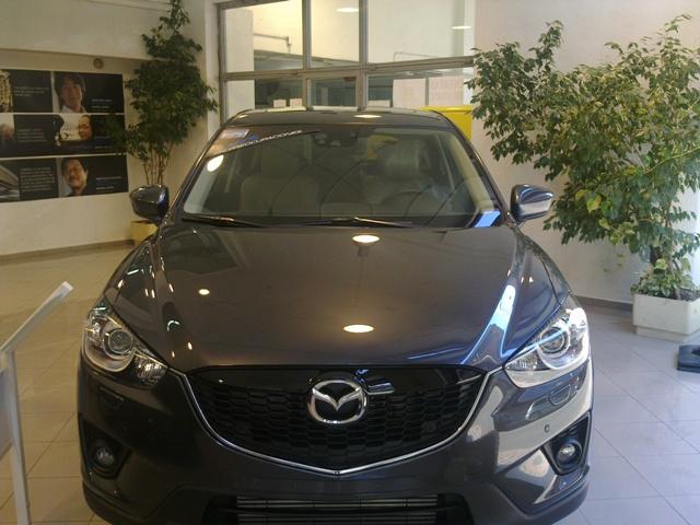 Mazda  CX-5 - 2.2150CVLuxury + safety 5PManual Diesel