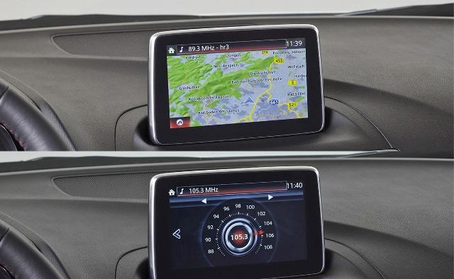 Mazda  3 - 1500100 CVStyle  confort + navi 4PManual Gasolina