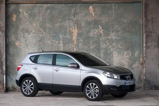 Nissan  Qashqai - 110 CVDci 110cv (81kw) 6m/t 4x2 acenta 5PManual Diesel