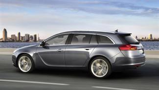 Opel  Insignia Tourer - 2.0163 CVCountry tourer 5PManual Diesel