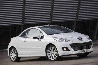 Peugeot  207 CC - 1600 Sport 2P Manual Gasolina