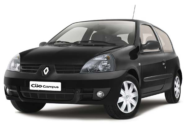 Renault  Clio - 75 CV Authentique dci 75cv eco2 5P Manual Diesel