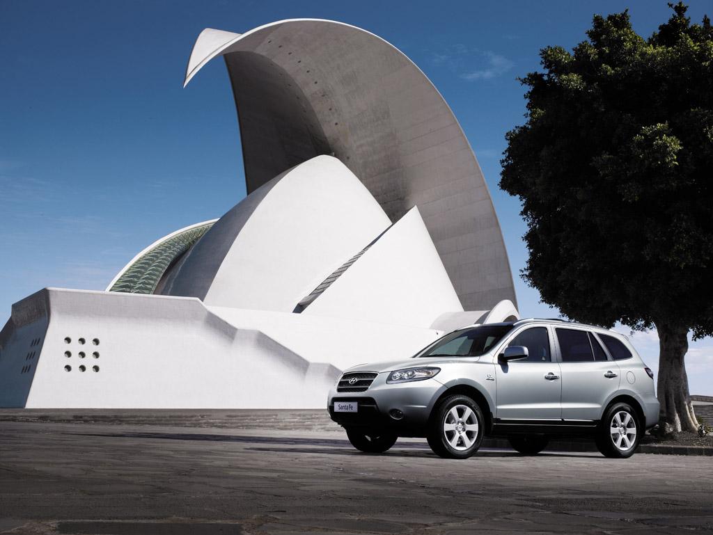 Hyundai Santa Fe 2006 года.