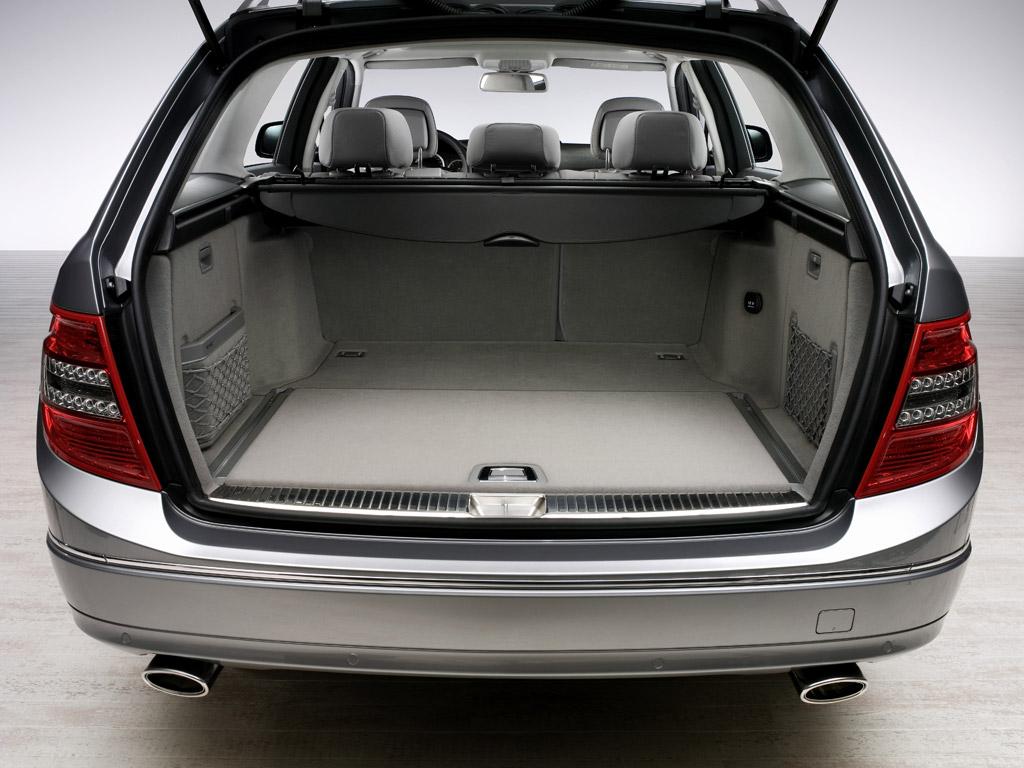 Новый универсал Mercedes-Benz…