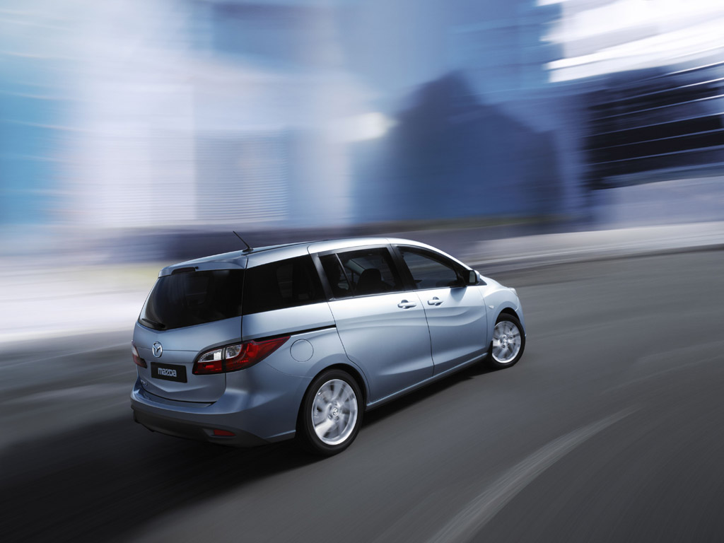 Обзор 2012 Mazda5 и Mazda Sh…