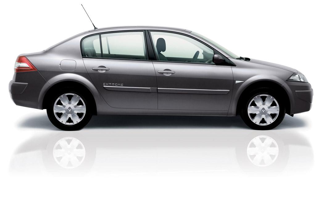 Galería de imágenes y fotos del Renault Sedan