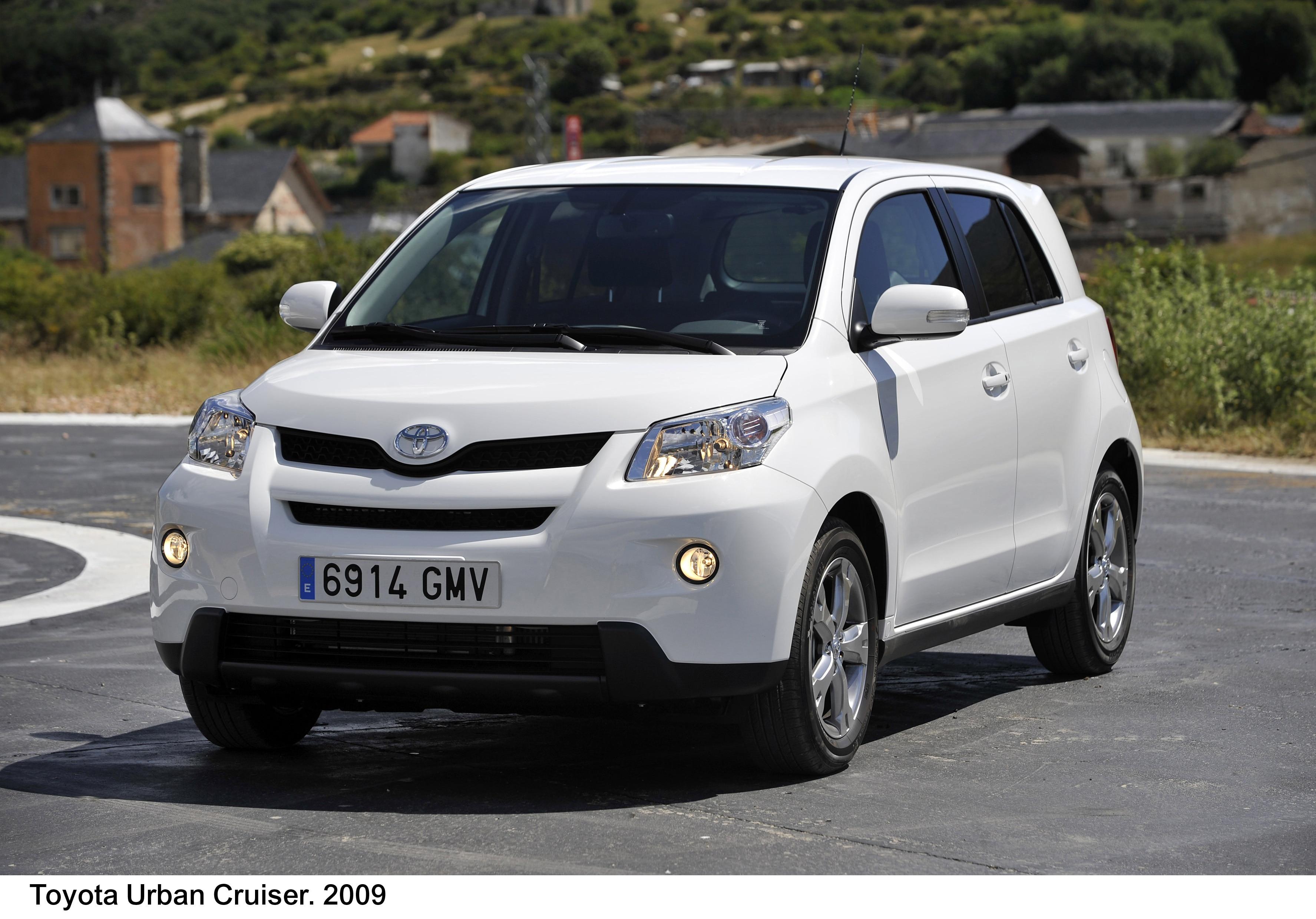 Galería de imágenes y fotos del Toyota