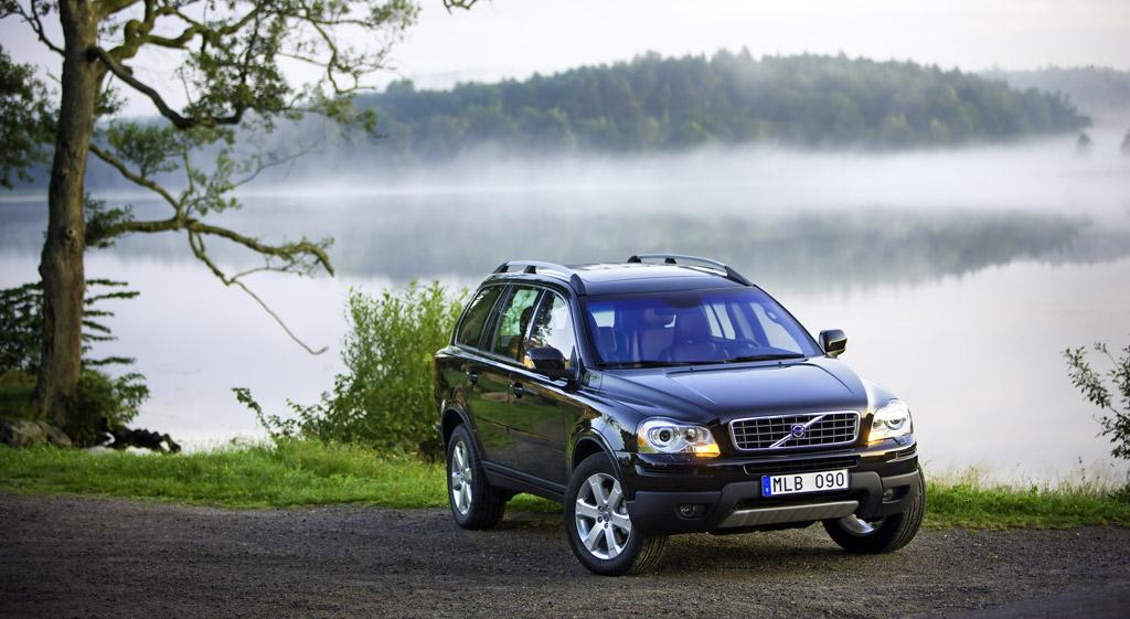 Volvo обновит внедорожник XC90.