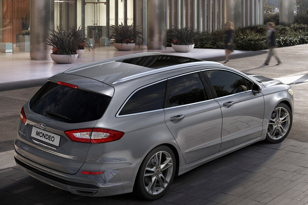 Ford Mondeo Wagon 2014