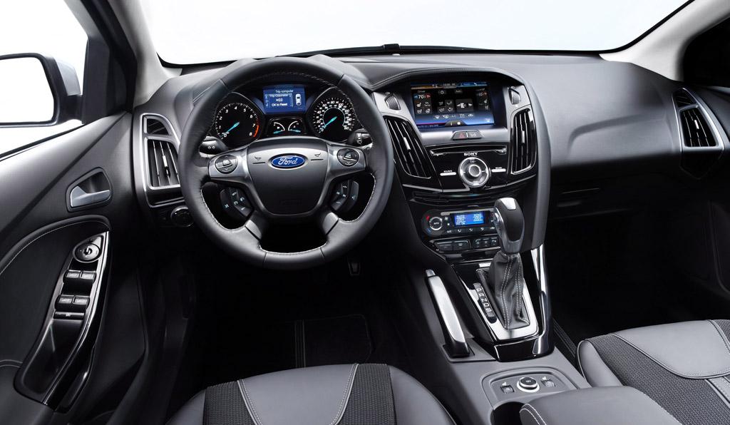 Ford Focus Ford Focus 2011. Salpicadero.