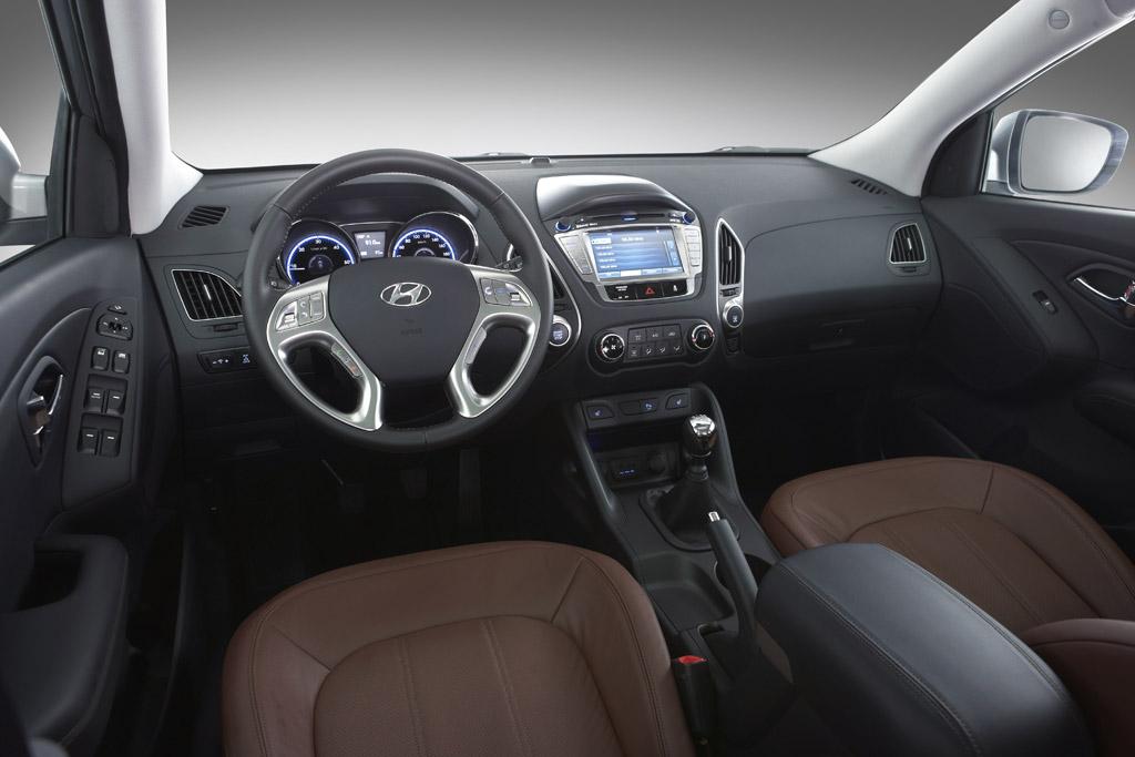 Hyundai Ix35 Hyundai ix35. Habit�culo.