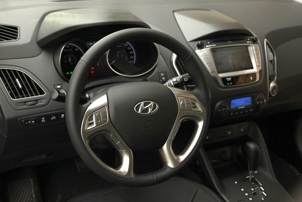 Hyundai Ix35 Hyundai ix35. Volante.