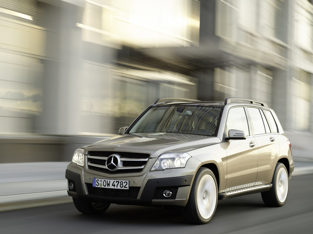 Mercedes Clase GLK