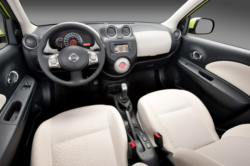 Nissan Micra Nissan Micra. Habit�culo.