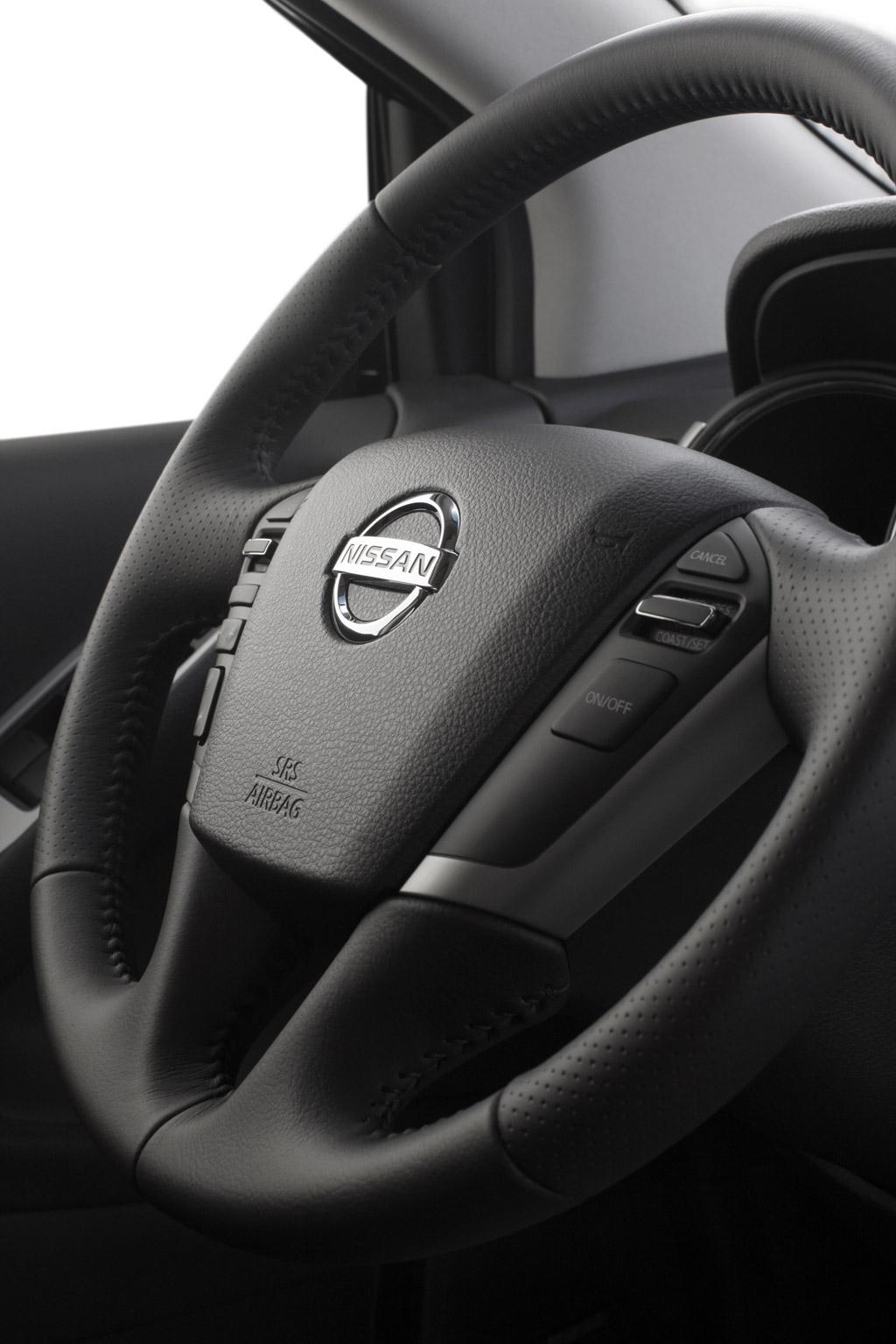 Nissan Murano Nissan Murano. Volante.