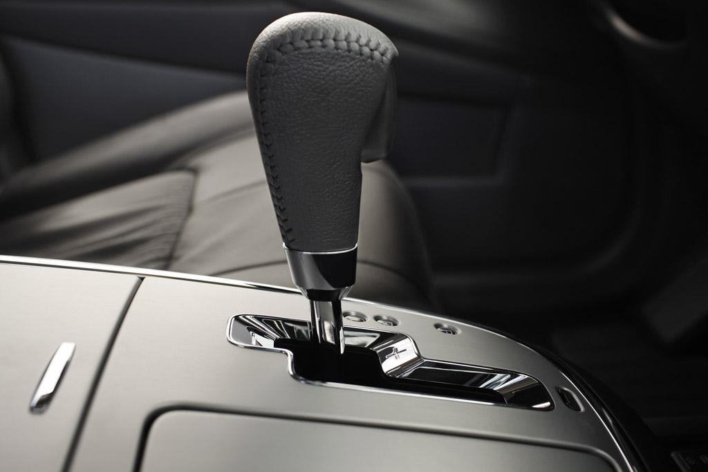 Nissan Murano Nissan Murano. Palanca de cambios autom�tica.