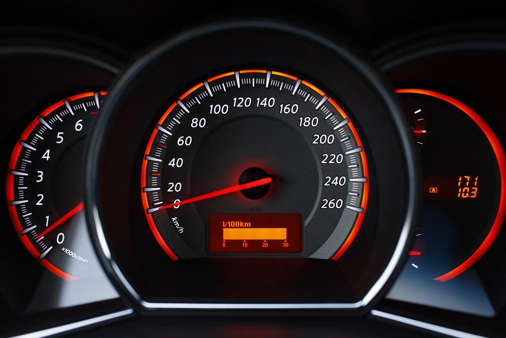 Nissan Murano Nissan Murano. Panel de instrumentos.