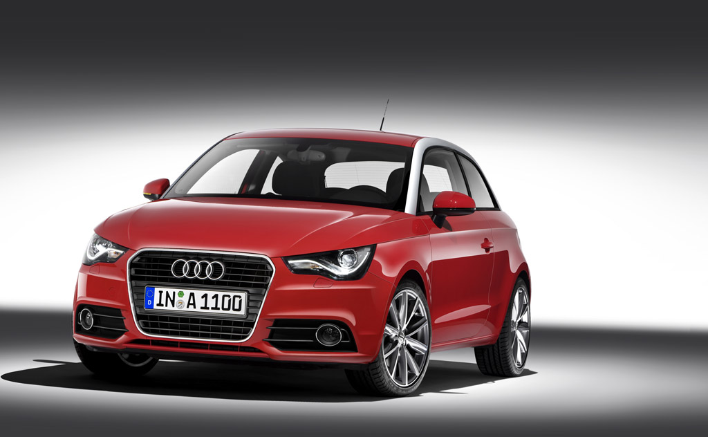 Audi A1 1.2 TFSI 86 Cv Attraction 3P