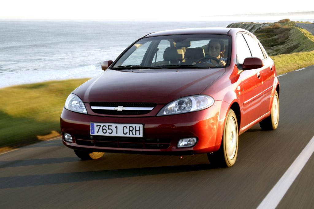 Chevrolet Lacetti 1.6 16v GLP 102 Cv Sx 5P