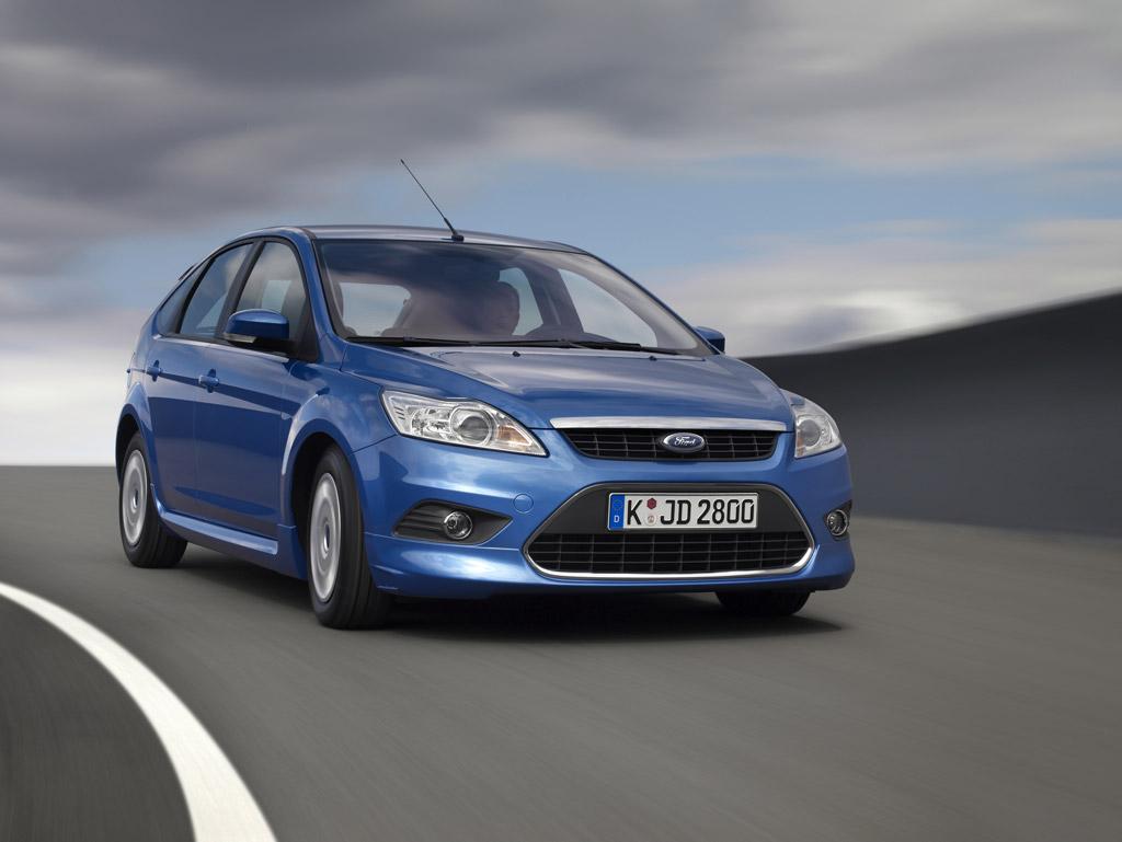 Ford Focus 2.0 TDCi 136 Cv Titanium 5P (stock)