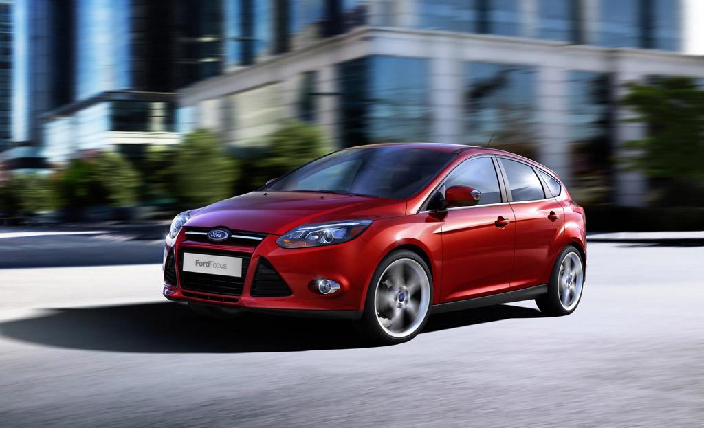 Ford Focus 2.0 TDCi 163 Cv Titanium 5P