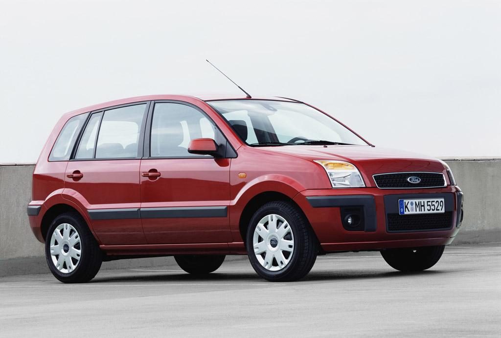 Ford Fusion 1.4 16v 80 Cv Urban 5P