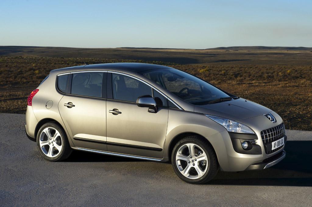 Peugeot 3008 2.0 Bluehdi FAP 150 Cv Active 5P