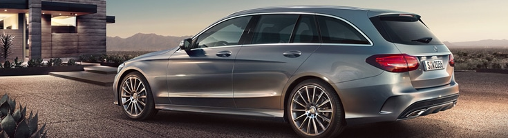 Mercedes Clase C Estate 2014