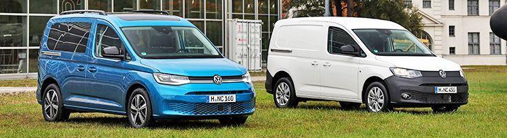 Precio y ofertas Volkswagen Caddy 2021 nuevo