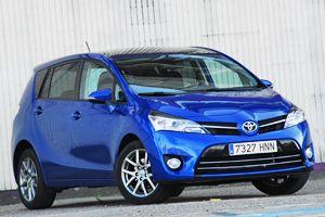 Prueba del Toyota Verso 130 Advance 7 plazas