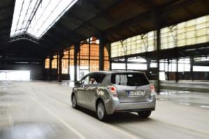 Toyota lanza la nueva gama 2014 del Verso en nuestro país