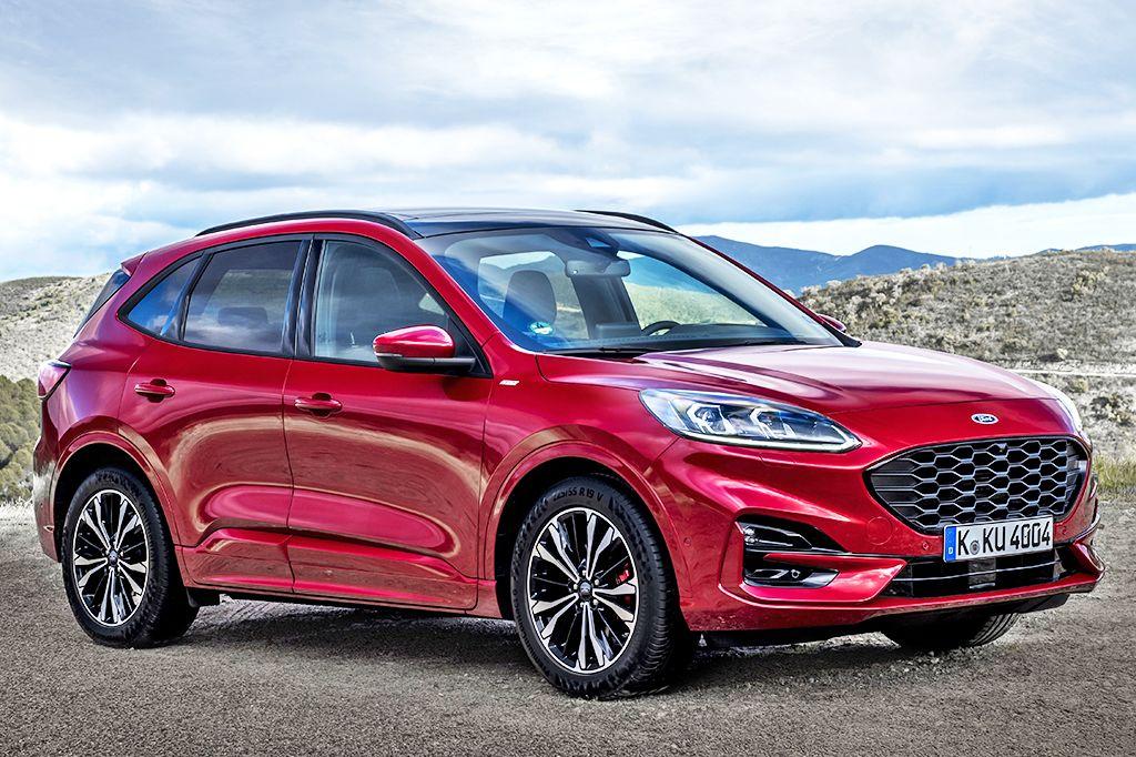 Precio Y Ofertas Ford Kuga 2020 Nuevo