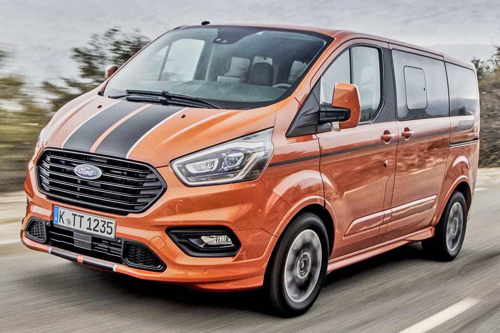 Ford Transit Custom >> Ford Tourneo Custom