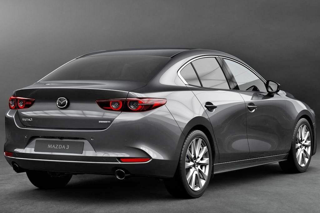 Galería de imágenes y fotos del Mazda 3 Sedan