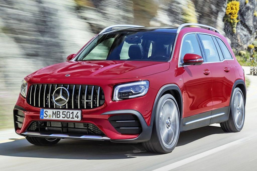Precio Y Ofertas Mercedes Glb 2021 Nuevo