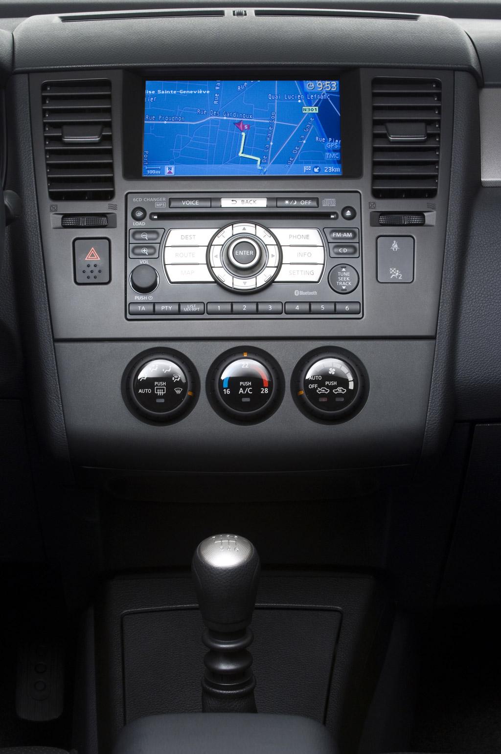 Galería de imágenes y fotos del Nissan Tiida