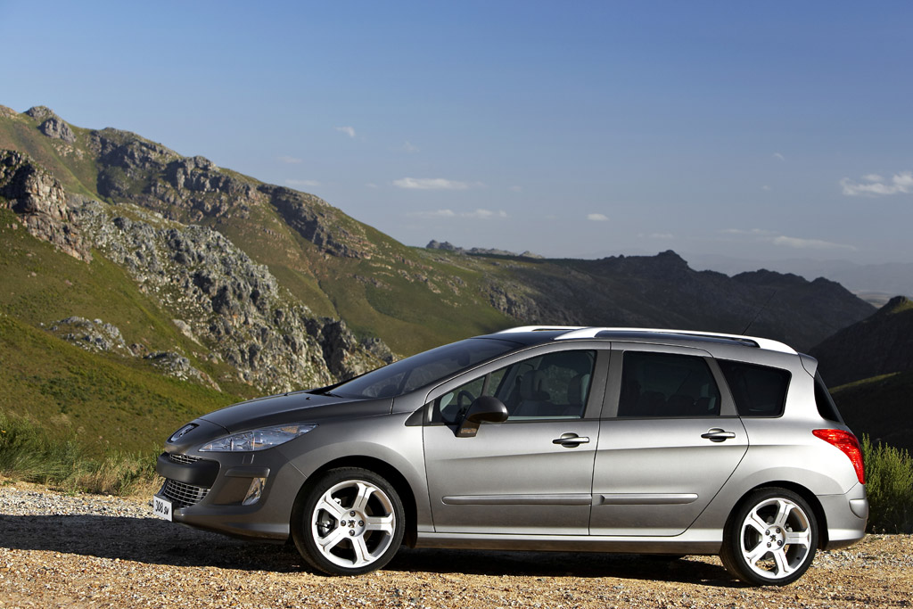 Galer U00eda De Im U00e1genes Y Fotos Del Peugeot 308 Sw