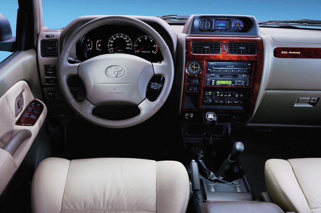 Galer 237 A De Im 225 Genes Y Fotos Del Toyota Land Cruiser 90